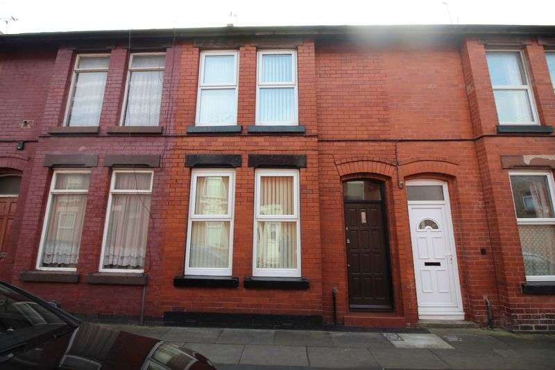 3 Bedrooms Terraced House for sale in August Street, Bootle