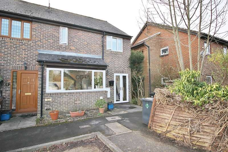 3 Bedrooms End Of Terrace House for sale in Baird Close, Bushey, Hertfordshire, WD23