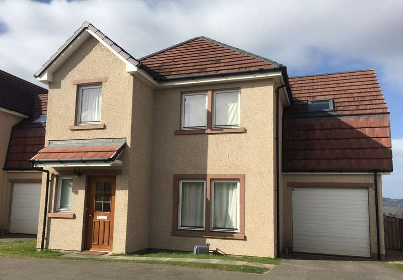 4 Bedrooms Detached House for sale in Duke's View, Inverness, IV2