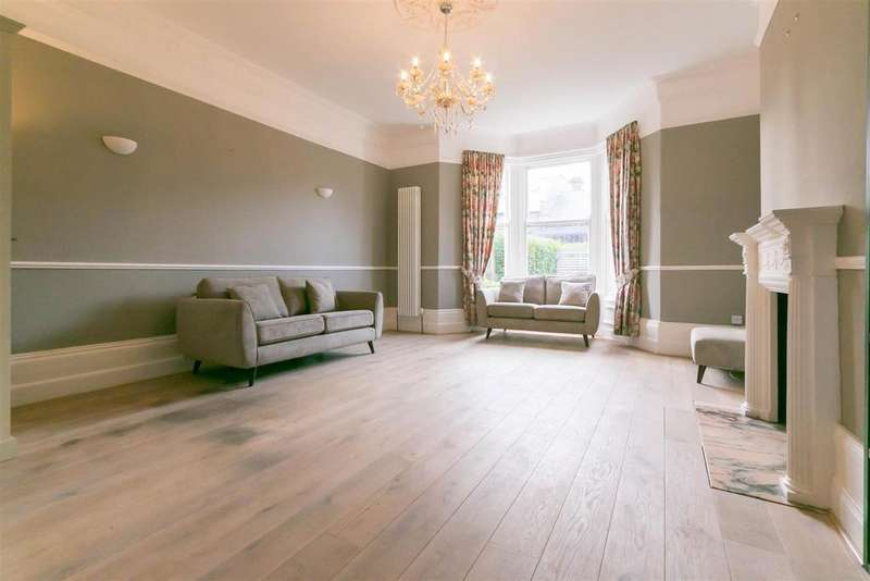 2 Bedrooms Flat for rent in St. Georges Terrace, Jesmond, Newcastle upon Tyne