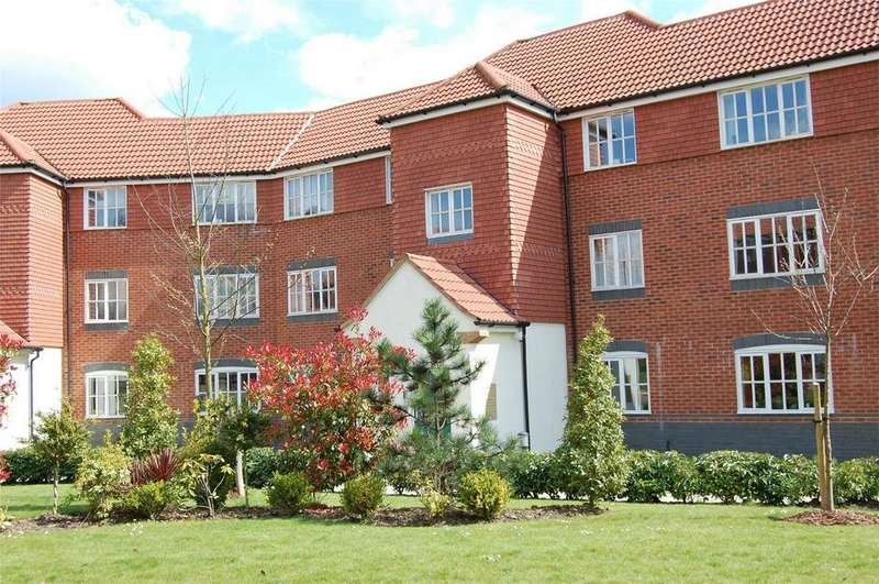 1 Bedroom Flat for sale in Node Way Gardens, WELWYN, Hertfordshire