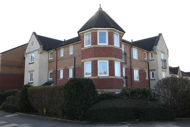 2 Bedrooms Apartment Flat for sale in Sandringham Court, Darlington