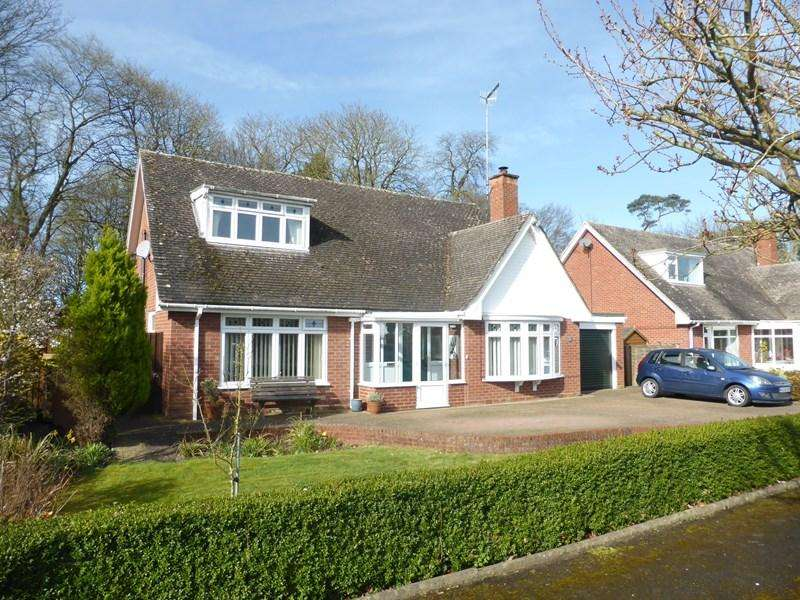3 Bedrooms Detached House for sale in Simon De Montfort Drive, Evesham