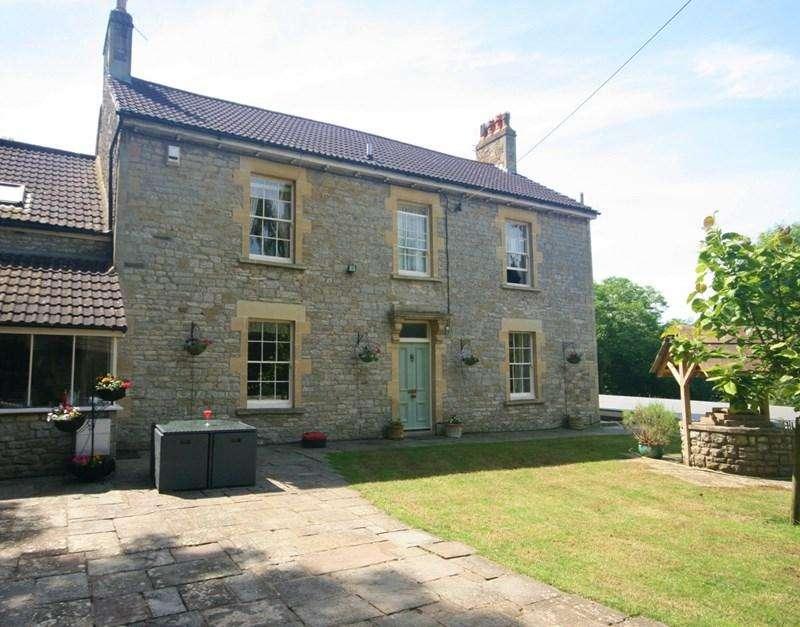 4 Bedrooms Detached House for rent in Steel Mills, Keynsham, Bristol