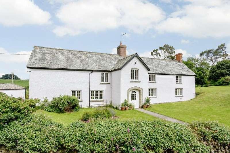 6 Bedrooms Farm House Character Property for sale in Bradstone, Tavistock
