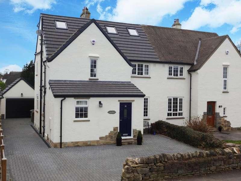 4 Bedrooms Semi Detached House for sale in Lee Lane West, Horsforth