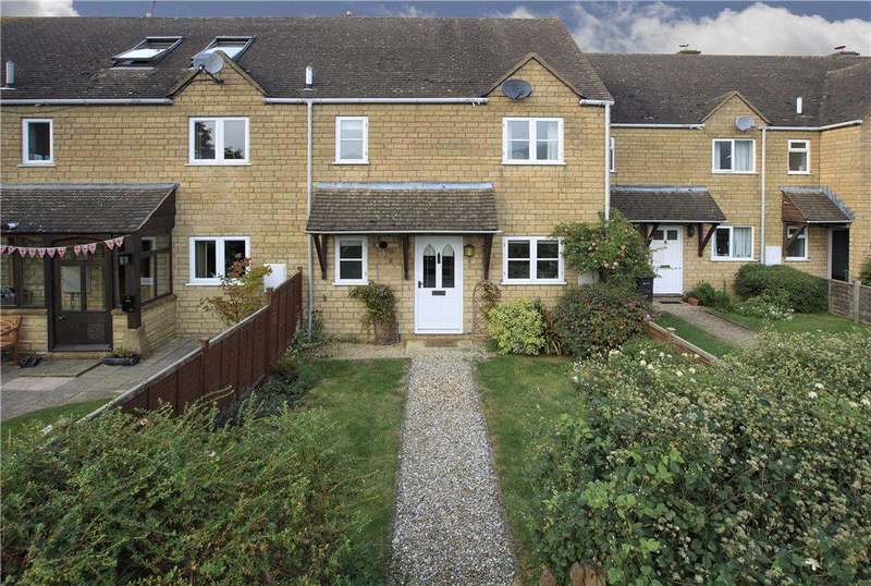 3 Bedrooms Terraced House for sale in Field Lane, Willersey, Broadway, Worcestershire, WR12