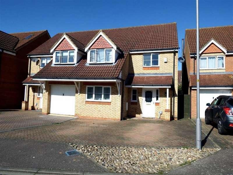3 Bedrooms Semi Detached House for sale in Wensum Road, Stevenage, Hertfordshire, SG1