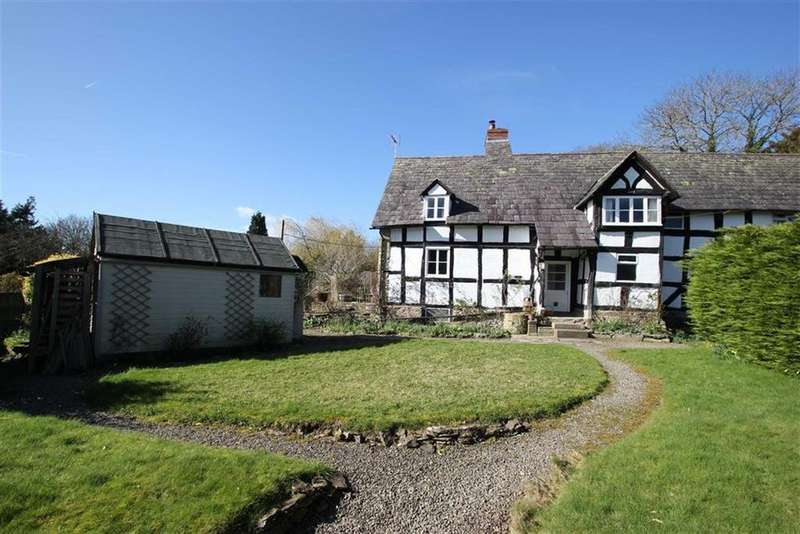 2 Bedrooms Cottage House for sale in Arbour Cottages, Aston Munslow, Shropshire