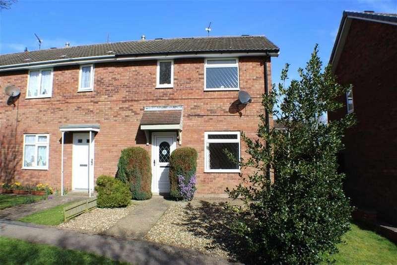 2 Bedrooms End Of Terrace House for sale in Burstall Hill, Bridlington, East Yorkshire