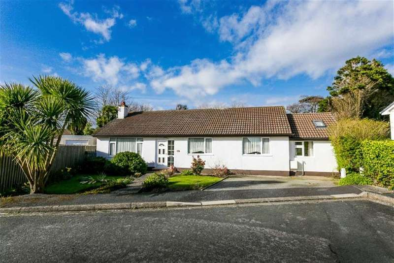 4 Bedrooms Detached Bungalow for sale in The Kirkway, Onchan, Isle of Man