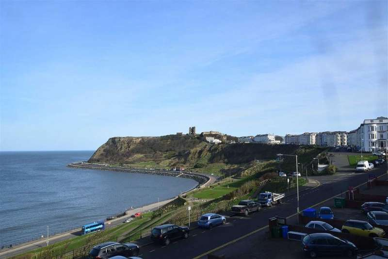 2 Bedrooms Apartment Flat for sale in Queens Parade, Scarborough, North Yorkshire