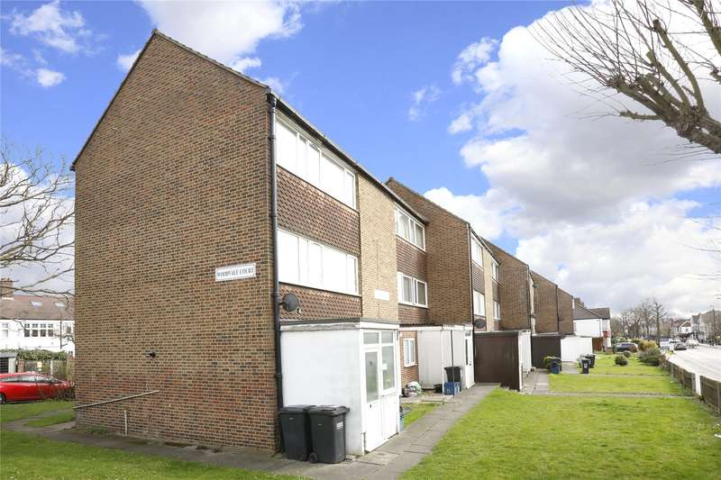 2 Bedrooms Maisonette Flat for sale in Woodvale Court, South Norwood Hill, London