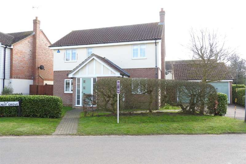 4 Bedrooms House for sale in Nounsley Road, Hatfield Peverel, Chelmsford
