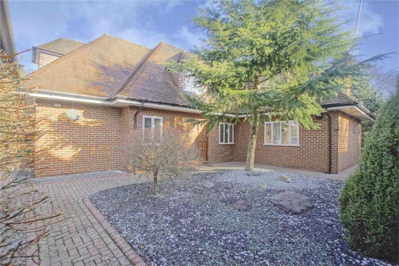 3 Bedrooms Detached House for sale in Briary Wood Lane, WELWYN, Hertfordshire