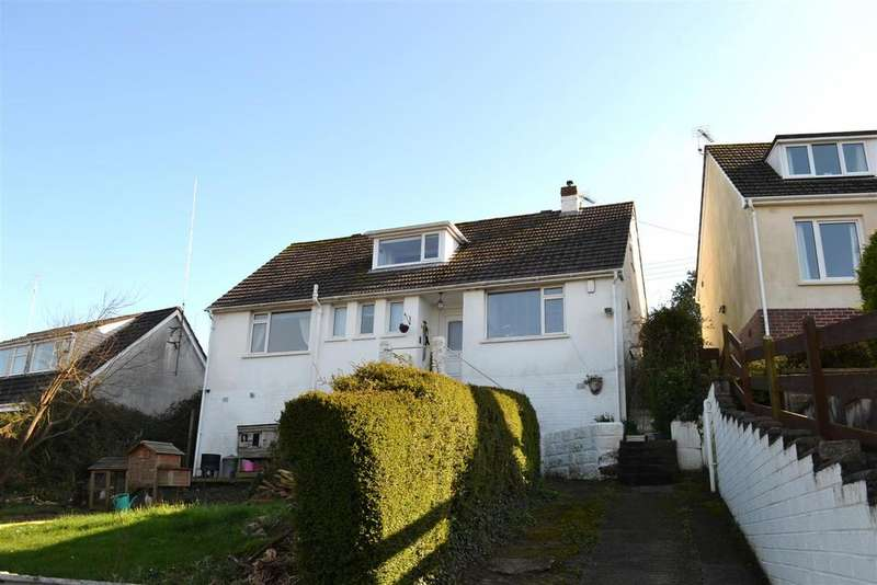 4 Bedrooms Detached House for sale in Old Sticklepath Hill, Sticklepath, Barnstaple