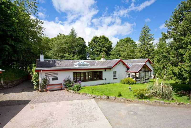 4 Bedrooms Detached House for sale in Cavers, Denholm, Scottish Borders, TD9