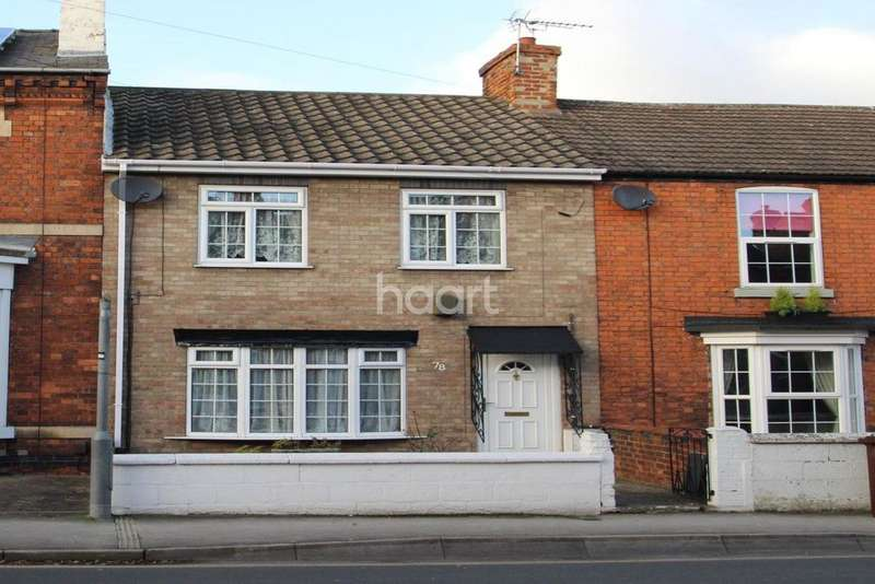 2 Bedrooms Terraced House for sale in Rasen Lane, Lincoln