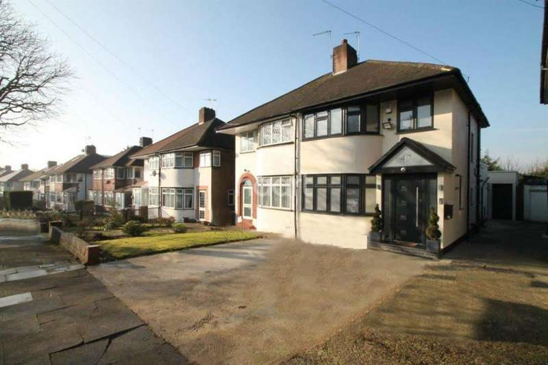 3 Bedrooms Semi Detached House for sale in Ashfield Road, Southgate, N14
