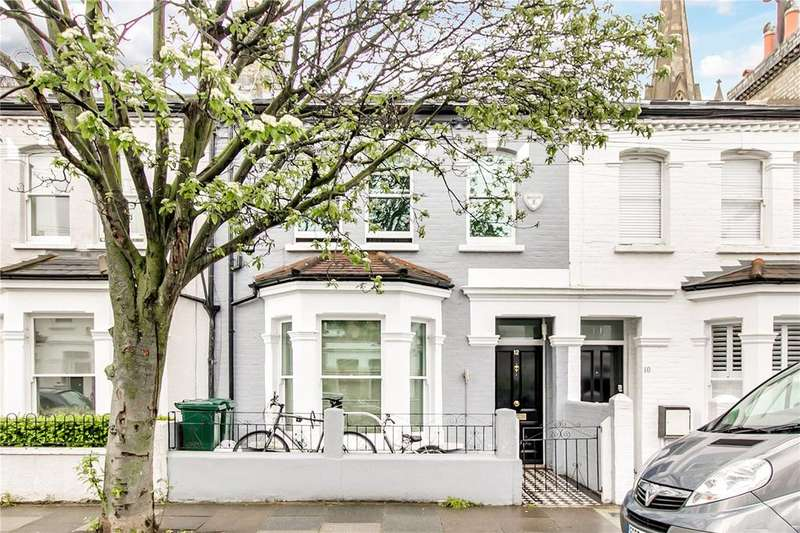 4 Bedrooms Terraced House for sale in Sherbrooke Road, Fulham, London
