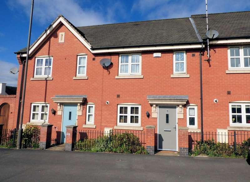 3 Bedrooms Town House for sale in Derby Road, Hilton