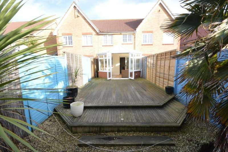 2 Bedrooms Terraced House for sale in Shoreham Beach