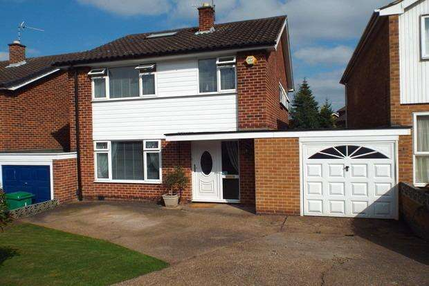 5 Bedrooms Detached House for sale in Richborough Place, Wollaton, Nottingham, NG8
