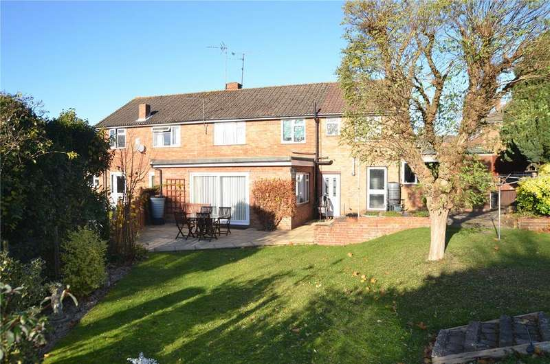 5 Bedrooms Semi Detached House for sale in Elmstone Drive, Tilehurst, Reading, Berkshire, RG31
