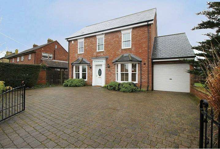 4 Bedrooms Detached House for sale in Rectory Road, Wivenhoe, Colchester, Essex, CO7