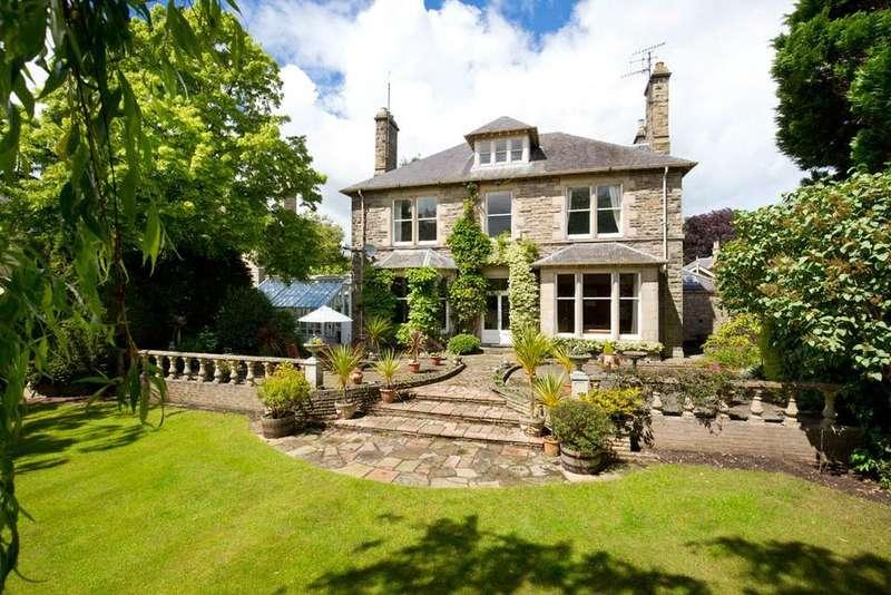 8 Bedrooms Detached House for sale in Edenside Road, Kelso, Scottish Borders, TD5