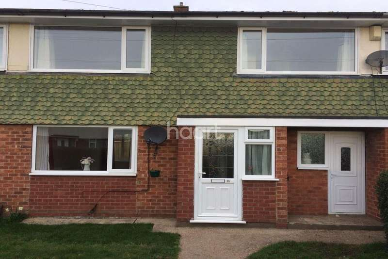 3 Bedrooms Terraced House for sale in Dellfield Avenue, Lincoln