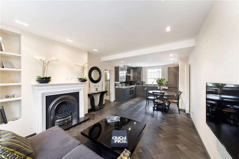 2 Bedrooms Flat for sale in St. Olaf's Road, Fulham, London, SW6
