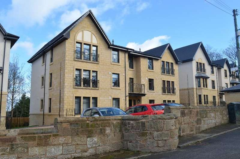 3 Bedrooms Apartment Flat for sale in Sycamore Gardens, Central Avenue, Cambuslang, South Lanarkshire, G72 8AY
