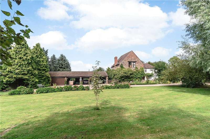 4 Bedrooms Unique Property for sale in Bosbury, Ledbury, HR8