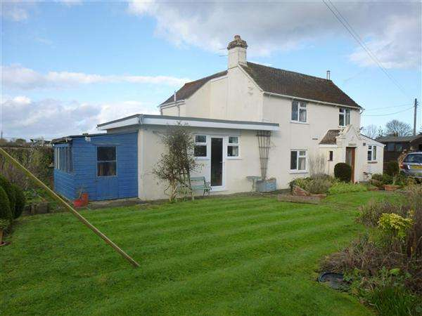 2 Bedrooms Cottage House for sale in Pax Cottage, Cole Street Lane, Gillingham