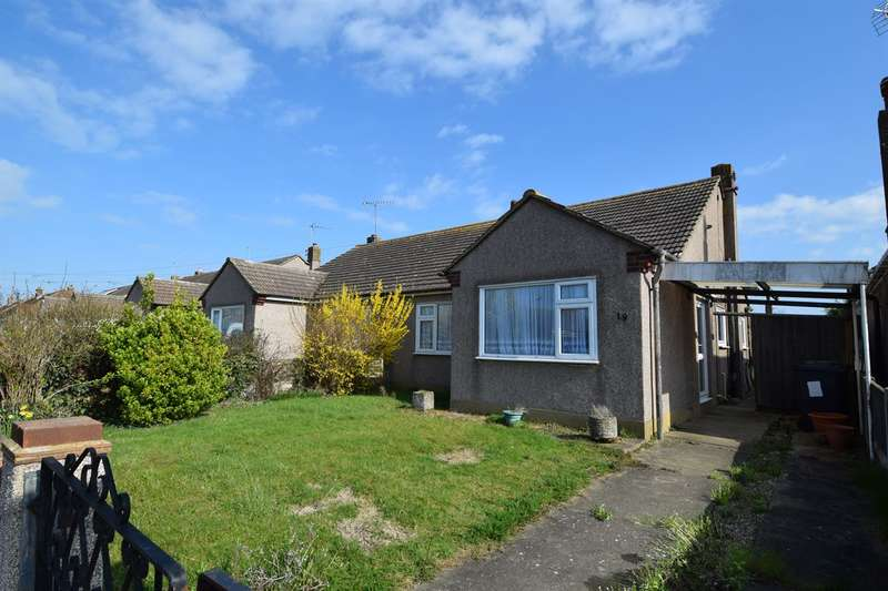 4 Bedrooms Semi Detached House for sale in Clare Drive, Herne Bay
