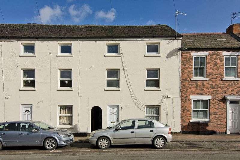 2 Bedrooms Flat for sale in Upper St. John Street, Lichfield