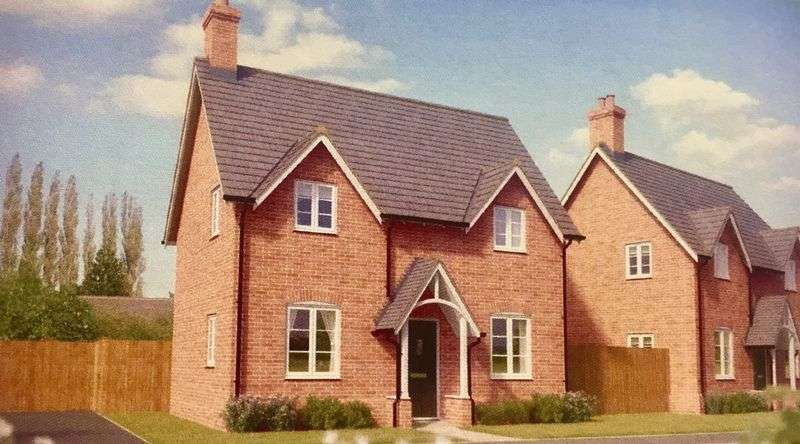 3 Bedrooms Detached House for sale in Alford Way, Wymeswold