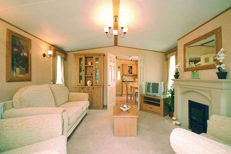 2 Bedrooms Property for sale in ABI Westwood Lodge 40x13 2 bed 2012