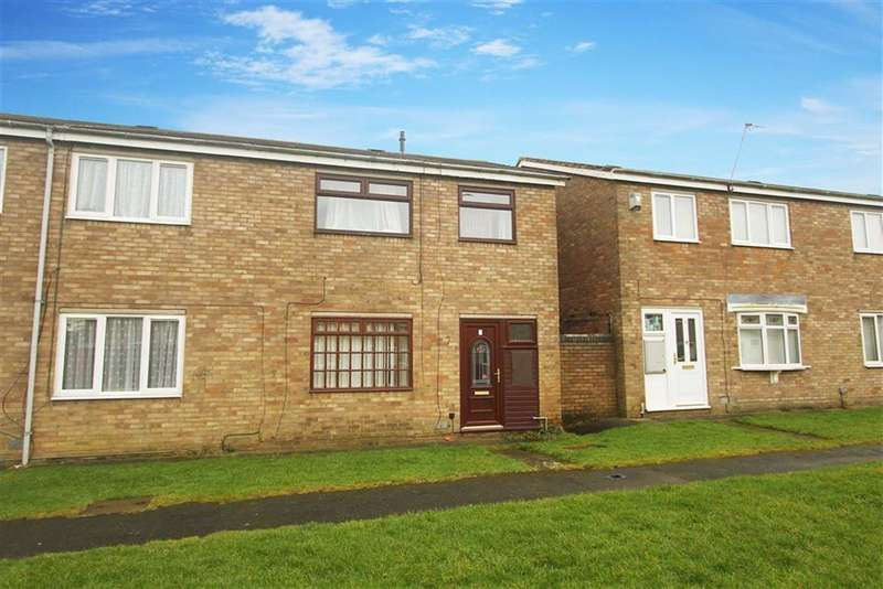 3 Bedrooms Property for sale in Garrick Close, New York, Tyne And Wear