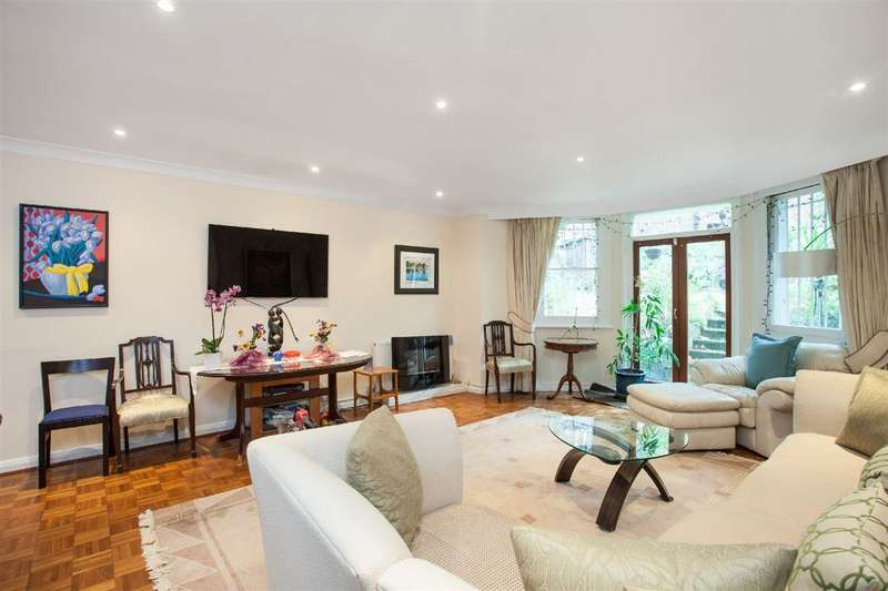 3 Bedrooms Flat for sale in Adamson Road, Swiss Cottage, NW3