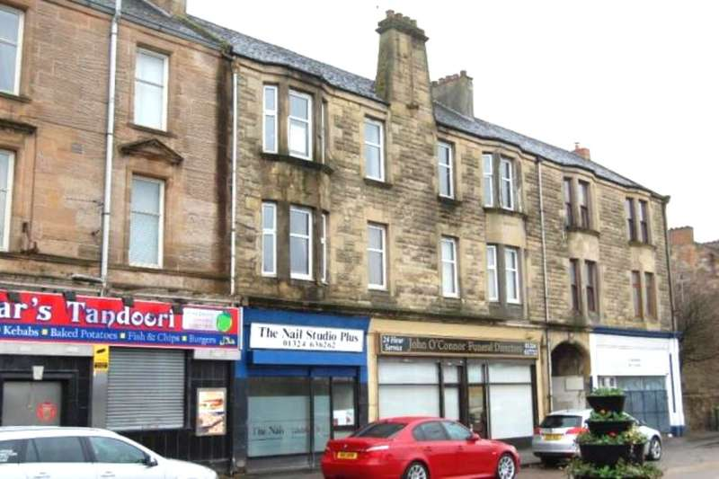 2 Bedrooms Flat for sale in Main Street, Camelon, Falkirk, FK1