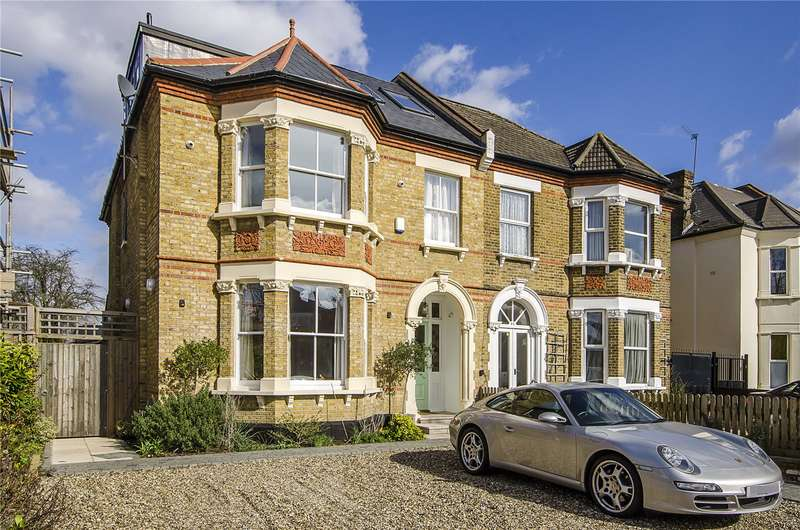 5 Bedrooms Semi Detached House for sale in Lennard Road, London, SE20