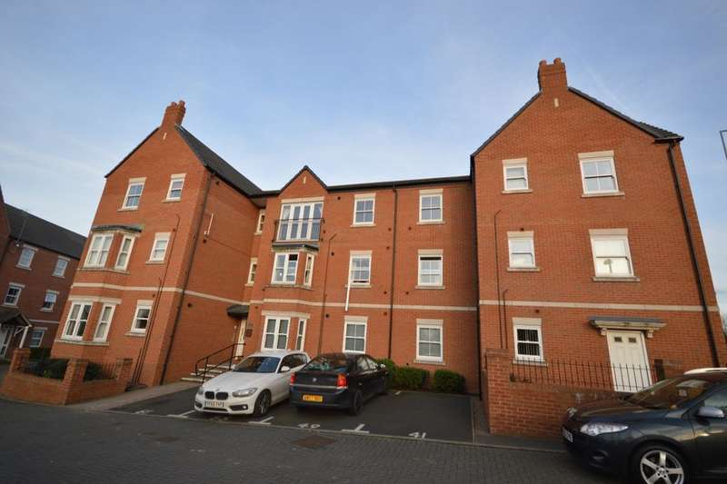 2 Bedrooms Flat for sale in The Nettlefolds, Hadley, Telford, TF1
