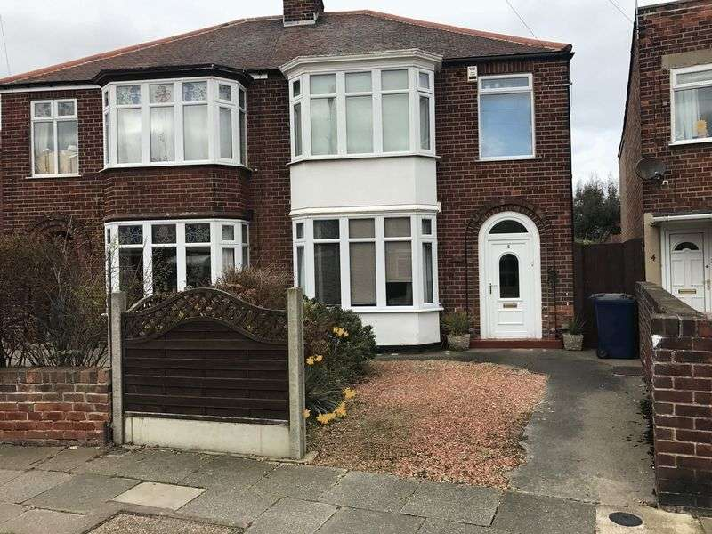 3 Bedrooms Semi Detached House for sale in Beverley Road, Redcar