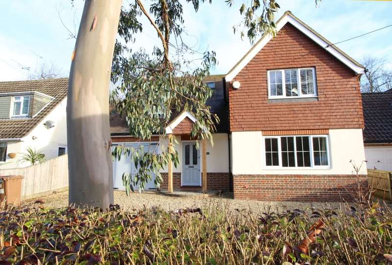 4 Bedrooms Detached House for sale in Shiplake Bottom, Peppard Common, Henley-On-Thames, RG9