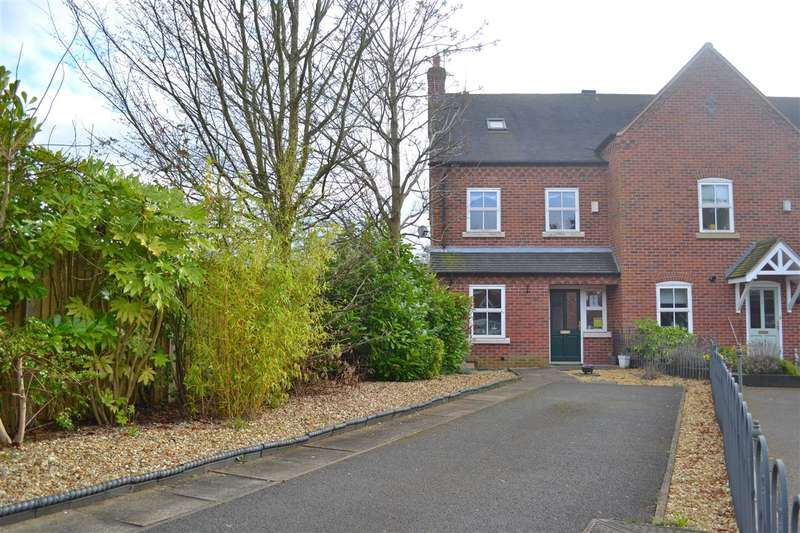 3 Bedrooms Town House for sale in St Mary's Grange, Stafford