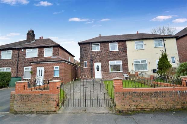 3 Bedrooms Semi Detached House for sale in Patterdale Road, Heaviley, Stockport, Cheshire