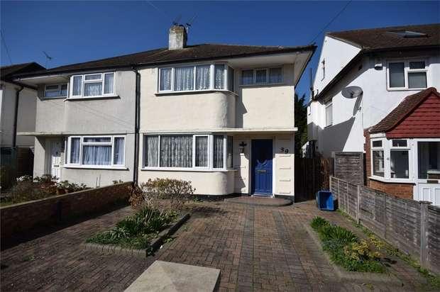 3 Bedrooms Semi Detached House for sale in Beech Way, Twickenham