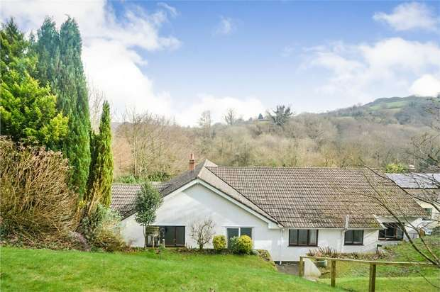 4 Bedrooms Detached Bungalow for sale in COMBE MARTIN, Ilfracombe, Devon